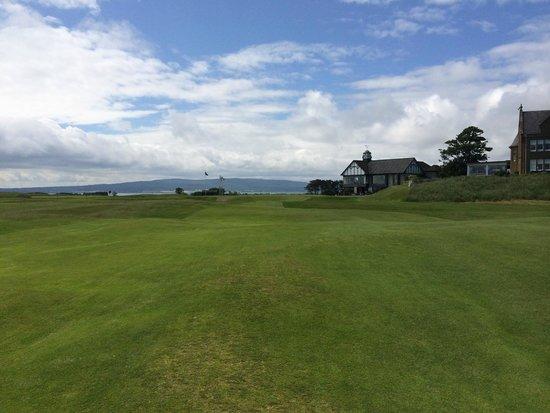 Royal Dornoch Golf Club: Course View