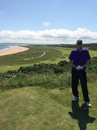 Royal Dornoch Golf Club: Tee # 7