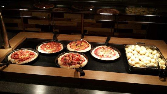 Brewers Fayre: Italian buffet