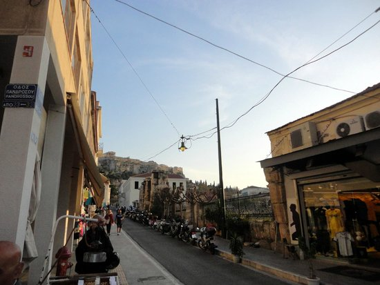 Plaka District: Plaka