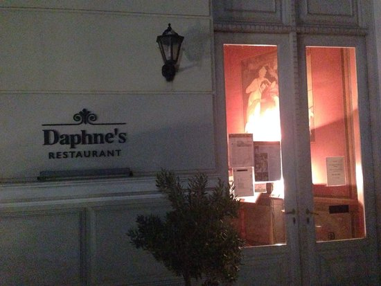 Daphne's: One of the two entries