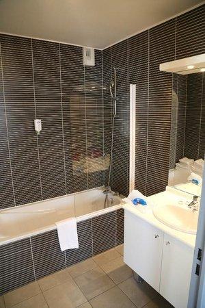 Lagrange City Aparthotel Strasbourg Wilson: Bathroom