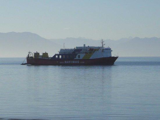 Navimag: ship