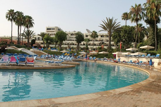 Club Marmara Agadir : Piscine 1