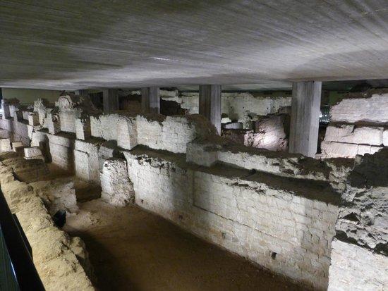 Praetorium: Preatorium Ruins under the Cologne Town Hall