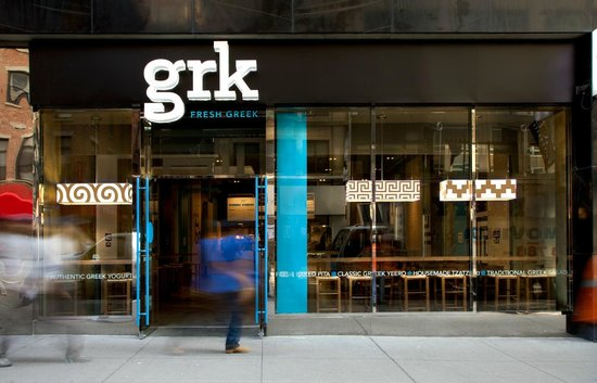 GRK Fresh Greek