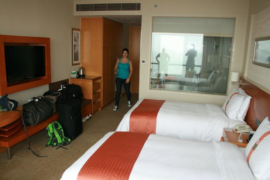 Holiday Inn Shanghai Pudong Kangqiao: Room