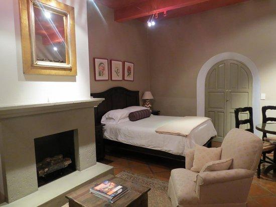 Casa Quetzal Hotel: quarto