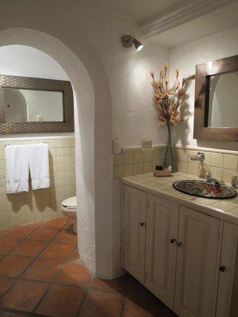 Casa Quetzal Hotel: banheiro