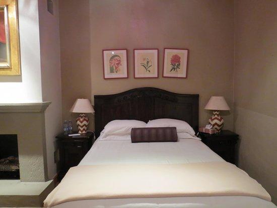 Casa Quetzal Hotel: cama