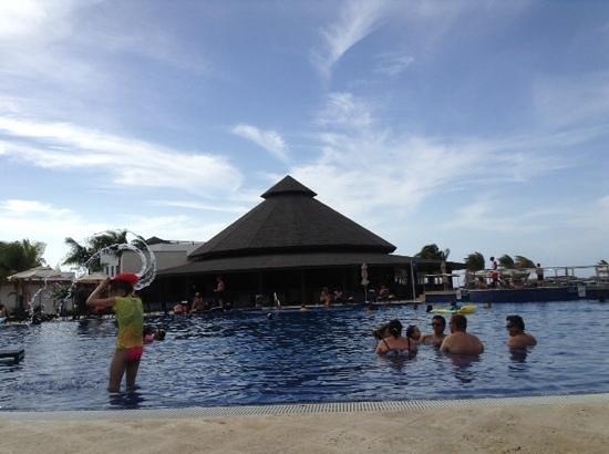 Royalton White Sands Resort: blik op kleine zwembad