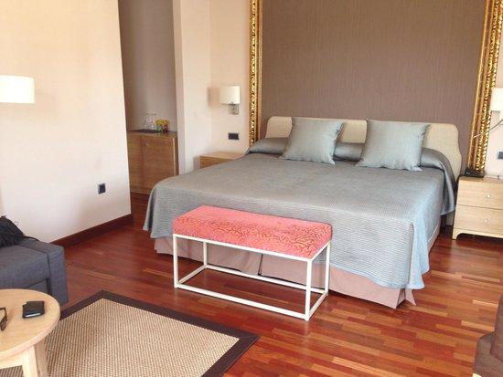 Hotel Casa Consistorial: Bedroom