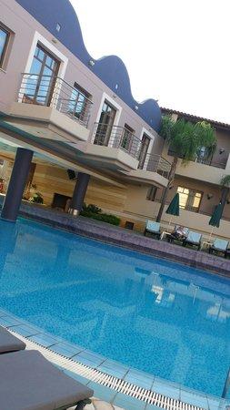 Porto Platanias Beach Resort & Spa : Pool