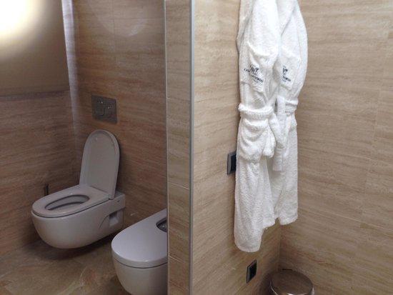 Hotel Casa Consistorial: Bathroom