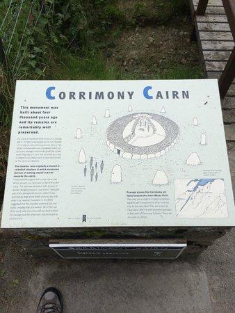 Corrimony Chambered Cairn: Info
