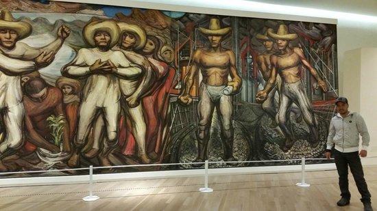 Museo Soumaya: Siqueiros
