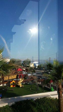 Porto Platanias Beach Resort & Spa : Lekplats