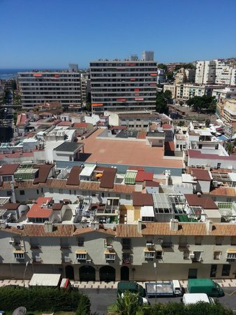 Gran Cervantes by Blue Sea : View from roof pool