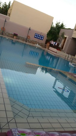 Porto Platanias Beach Resort & Spa : Casa di portos pool