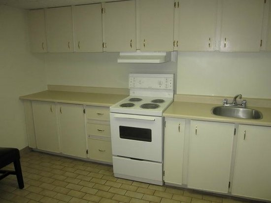 The Business Inn & Suites : The kitchen