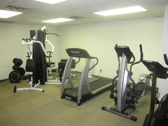 The Business Inn & Suites: The perfect gym