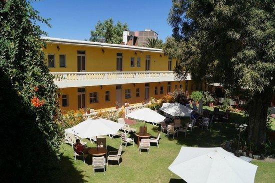 Casa de Avila - For Travellers : Pátio