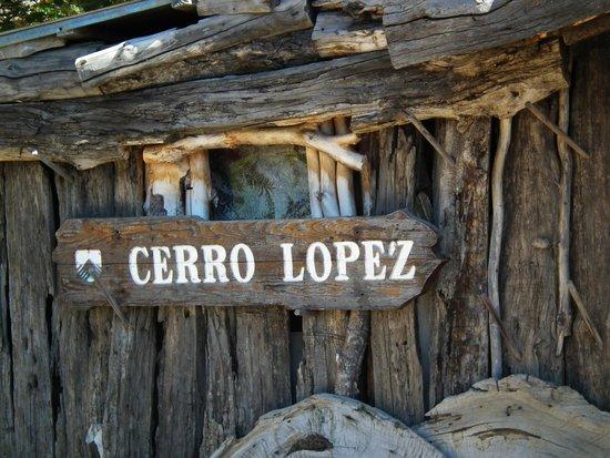 Cerro Lopez: Roca Negra