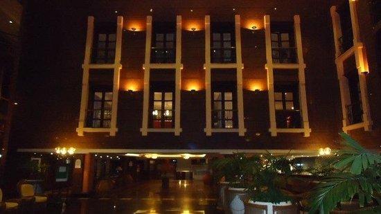 GHL Relax Hotel Sunrise: Entrada!