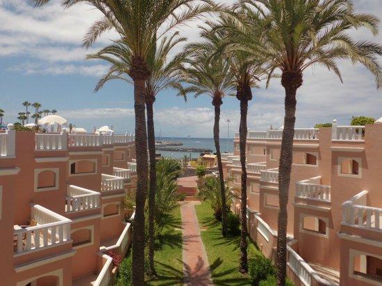 Sol Sun Beach Apartamentos: Innenkorridor zwischen BundC