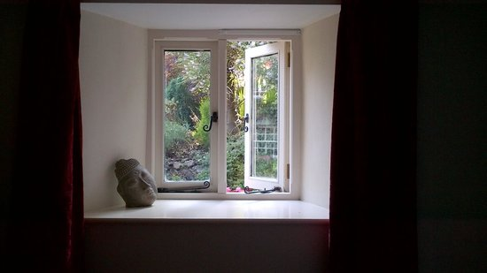 Culloden Farmhouse: View from bedroom