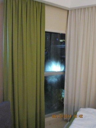 Wyndham Garden Panama Centro: window