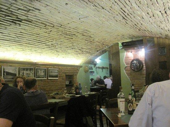 Osteria Da Cice : Restaurant interior