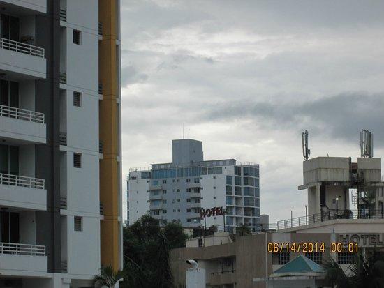 Wyndham Garden Panama Centro: view
