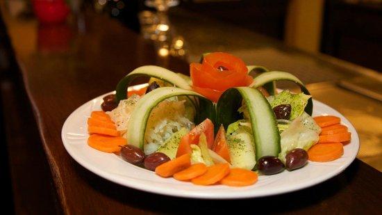 Zum Meisterlein: knackige Salate