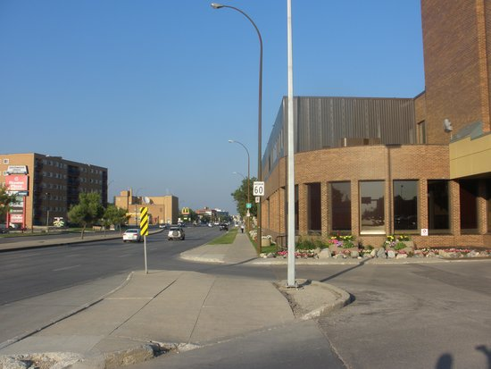 Holiday Inn Winnipeg - Airport West: Great location