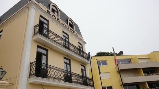 Hotel Boa Vista : Frente do Hotel