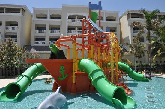Iberostar Rose Hall Suites : Water Park