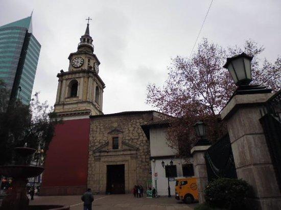 San Francisco Church: 教会