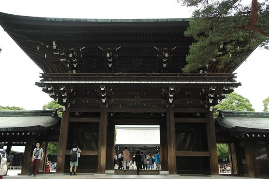 The Shrine - Picture of Meiji Jingu Shrine, Shibuya - TripAdvisor
