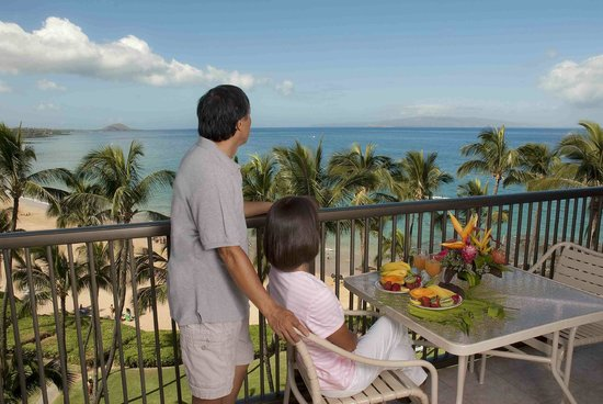 Mana Kai Maui: Lanai/Balcony