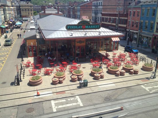 OTR Biergarten at Findlay Market