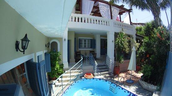 Villa Kallergi - Athena Kallergi pool