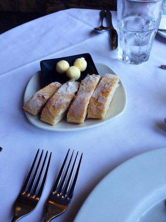 The Little Inn: Baguette and Butter