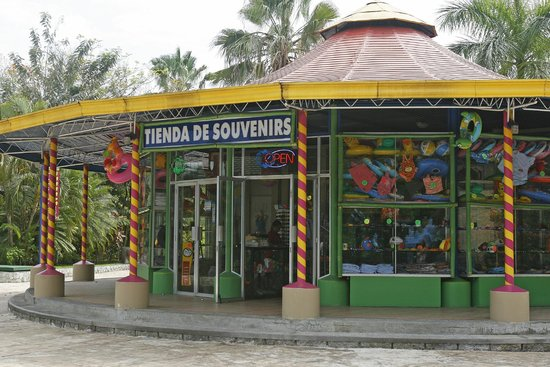 Escuintla, Guatemala: Tienda de Recuerdos