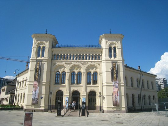 The Nobel Peace Center: The Nobel Peace museum