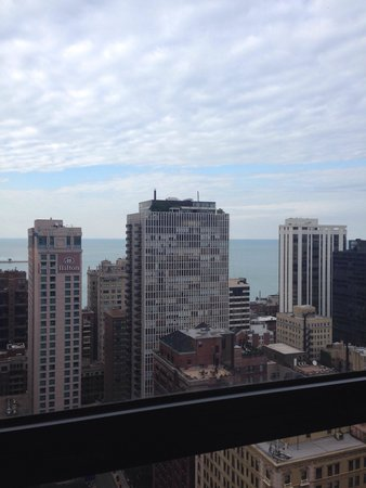 The Ritz-Carlton, Chicago : The view from the room
