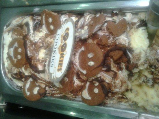 Gelateria Breezy: Cookies