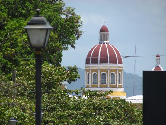 Catedral de Granada, Nicaragua - May 28, 2014