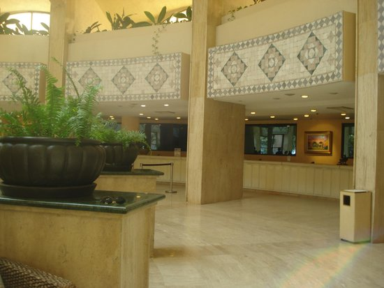 Grand Hotel Acapulco: Lobby