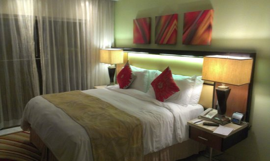 Tamarind by Elegant Hotels: Room 329